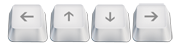 Arrow Keys